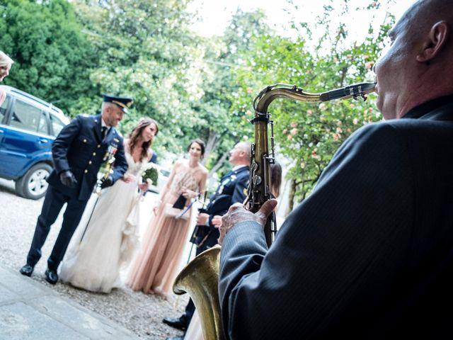 Il matrimonio di Giuseppe e Marika a Santa Maria di Sala, Venezia 48