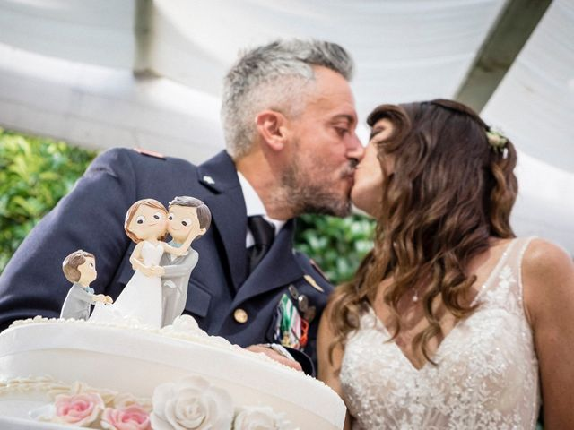 Il matrimonio di Giuseppe e Marika a Santa Maria di Sala, Venezia 49
