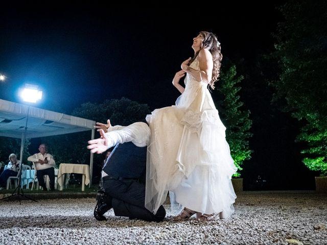 Il matrimonio di Giuseppe e Marika a Santa Maria di Sala, Venezia 50