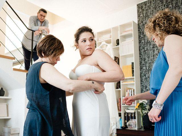 Il matrimonio di Daniele e Federica a Rovellasca, Como 3