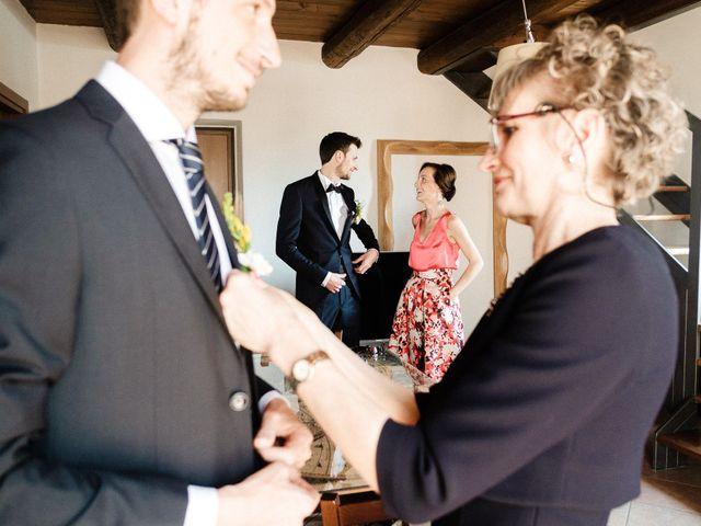 Il matrimonio di Daniele e Federica a Rovellasca, Como 8