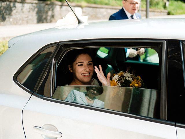 Il matrimonio di Daniele e Federica a Rovellasca, Como 10