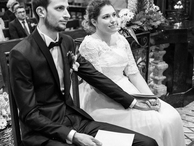 Il matrimonio di Daniele e Federica a Rovellasca, Como 12