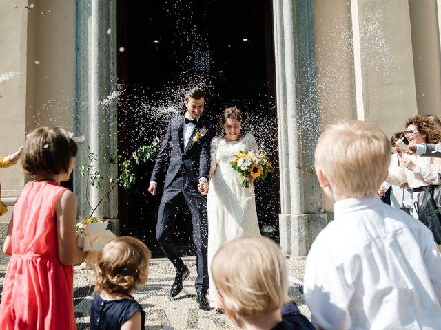 Il matrimonio di Daniele e Federica a Rovellasca, Como 15