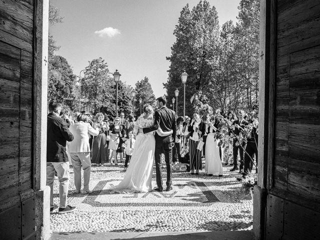 Il matrimonio di Daniele e Federica a Rovellasca, Como 16