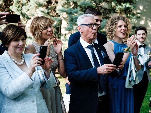 Il matrimonio di Daniele e Federica a Rovellasca, Como 18