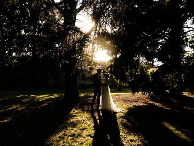 Il matrimonio di Daniele e Federica a Rovellasca, Como 20