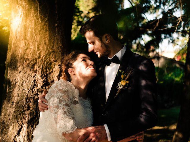 Il matrimonio di Daniele e Federica a Rovellasca, Como 21