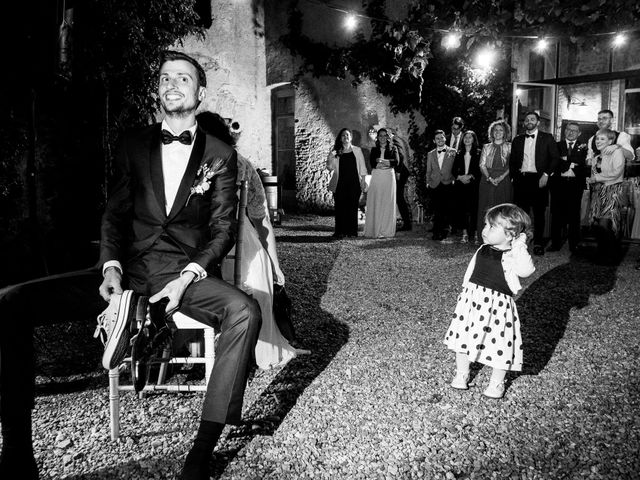 Il matrimonio di Daniele e Federica a Rovellasca, Como 26