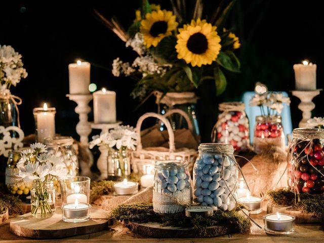 Il matrimonio di Daniele e Federica a Rovellasca, Como 28