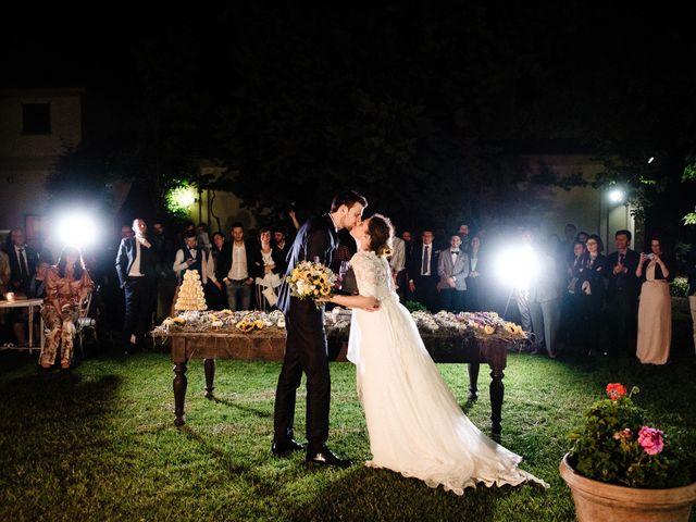 Il matrimonio di Daniele e Federica a Rovellasca, Como 30
