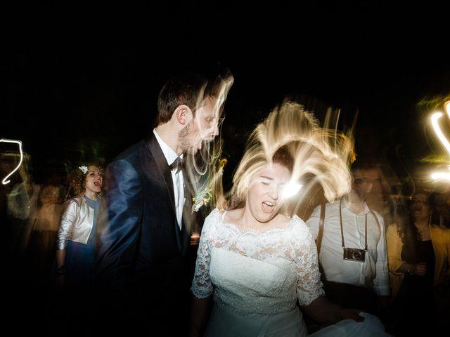 Il matrimonio di Daniele e Federica a Rovellasca, Como 31
