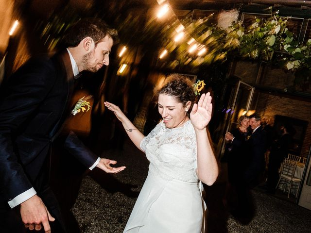 Il matrimonio di Daniele e Federica a Rovellasca, Como 34