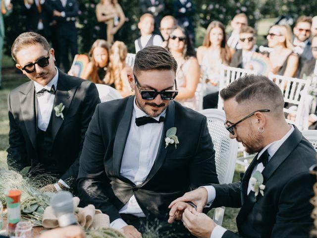 Il matrimonio di Attilio e Mirko a Capua, Caserta 30