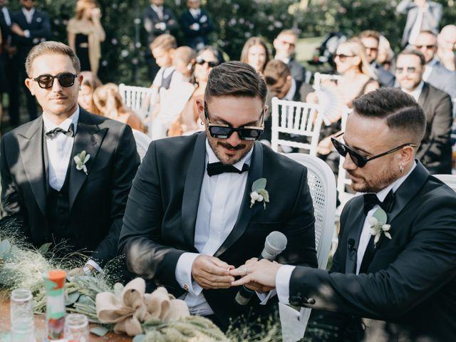 Il matrimonio di Attilio e Mirko a Capua, Caserta 31