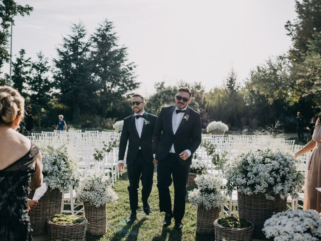 Il matrimonio di Attilio e Mirko a Capua, Caserta 35