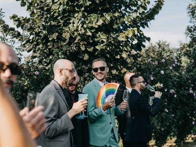Il matrimonio di Attilio e Mirko a Capua, Caserta 39