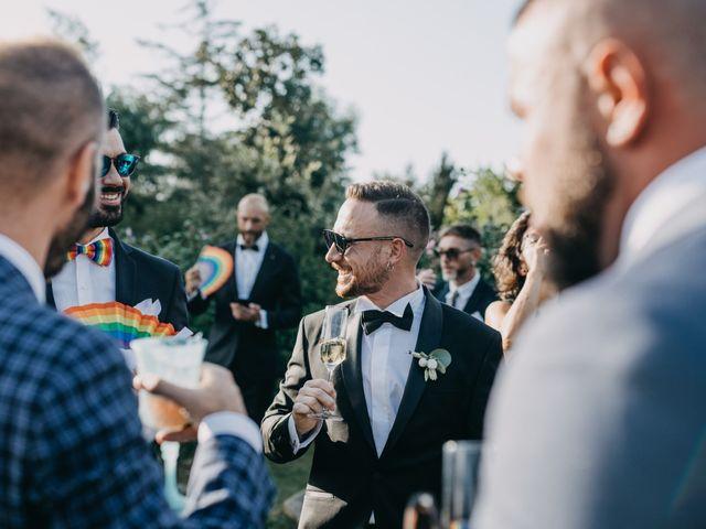 Il matrimonio di Attilio e Mirko a Capua, Caserta 40