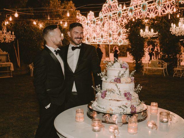 Il matrimonio di Attilio e Mirko a Capua, Caserta 75