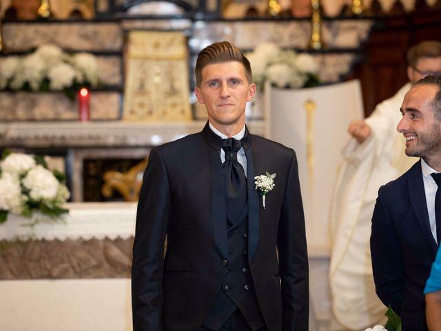 Il matrimonio di Alessandro e Elena a Palazzago, Bergamo 50