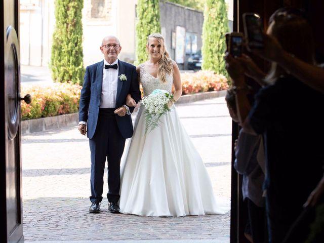 Il matrimonio di Alessandro e Elena a Palazzago, Bergamo 52