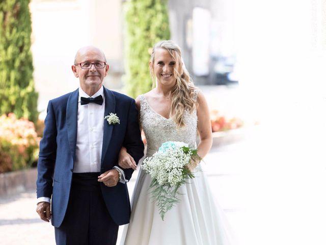 Il matrimonio di Alessandro e Elena a Palazzago, Bergamo 53