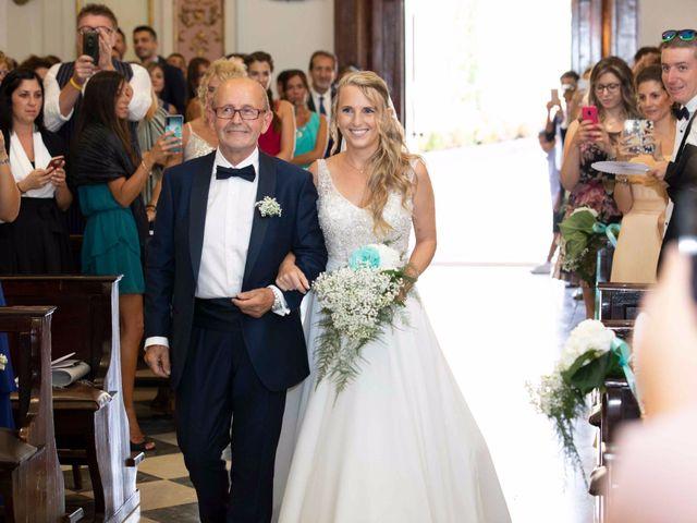 Il matrimonio di Alessandro e Elena a Palazzago, Bergamo 55