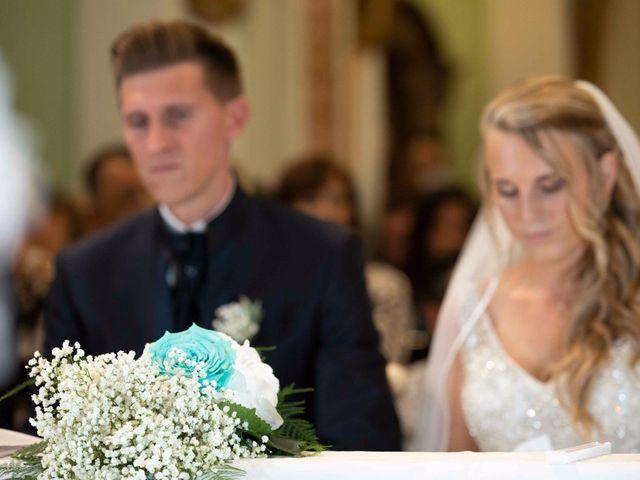 Il matrimonio di Alessandro e Elena a Palazzago, Bergamo 61