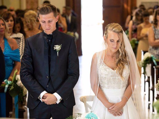 Il matrimonio di Alessandro e Elena a Palazzago, Bergamo 64