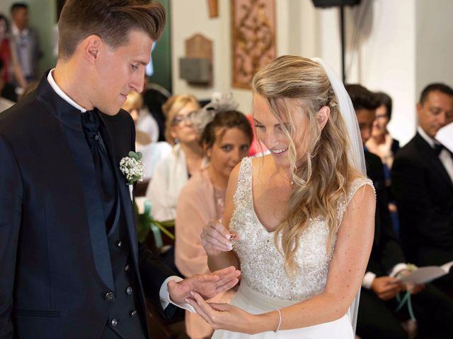 Il matrimonio di Alessandro e Elena a Palazzago, Bergamo 69