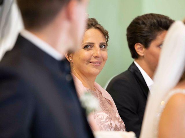 Il matrimonio di Alessandro e Elena a Palazzago, Bergamo 70
