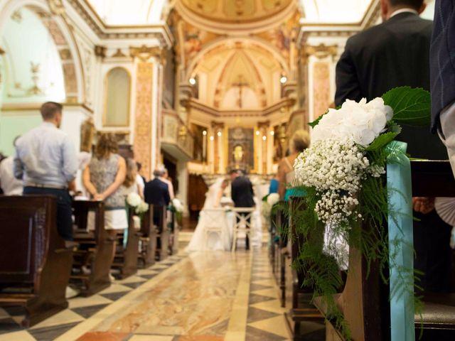 Il matrimonio di Alessandro e Elena a Palazzago, Bergamo 71