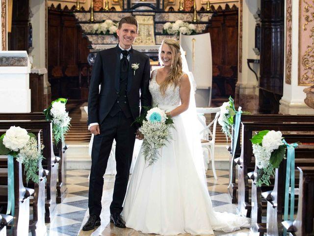 Il matrimonio di Alessandro e Elena a Palazzago, Bergamo 73