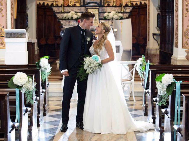 Il matrimonio di Alessandro e Elena a Palazzago, Bergamo 74