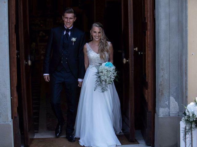 Il matrimonio di Alessandro e Elena a Palazzago, Bergamo 76