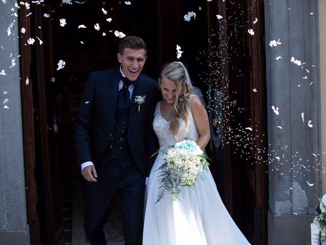 Il matrimonio di Alessandro e Elena a Palazzago, Bergamo 77