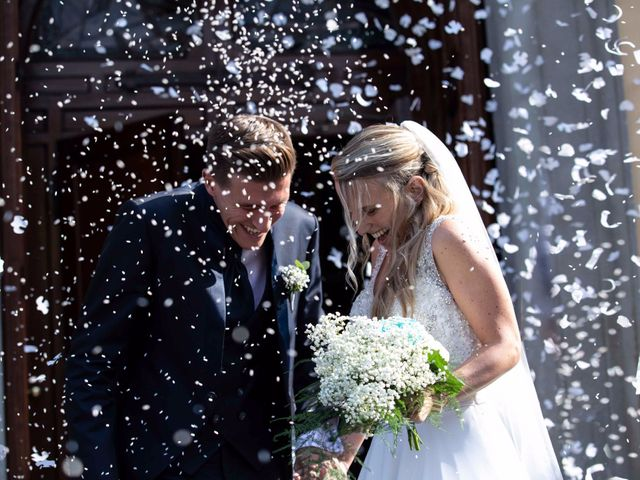 Il matrimonio di Alessandro e Elena a Palazzago, Bergamo 78