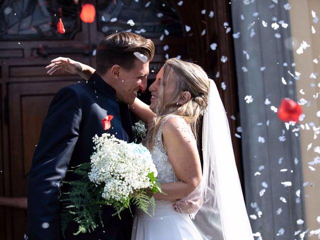 Il matrimonio di Alessandro e Elena a Palazzago, Bergamo 79