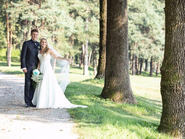 Il matrimonio di Alessandro e Elena a Palazzago, Bergamo 97