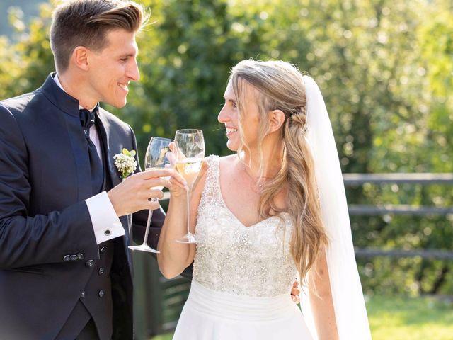 Il matrimonio di Alessandro e Elena a Palazzago, Bergamo 100