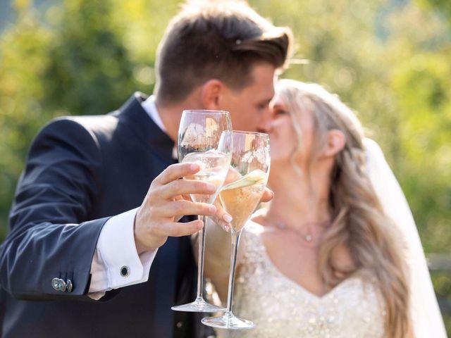 Il matrimonio di Alessandro e Elena a Palazzago, Bergamo 101