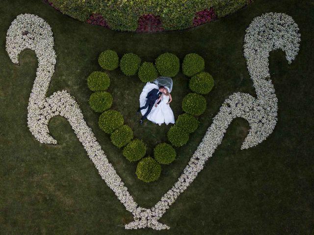Il matrimonio di Alessandro e Elena a Palazzago, Bergamo 114