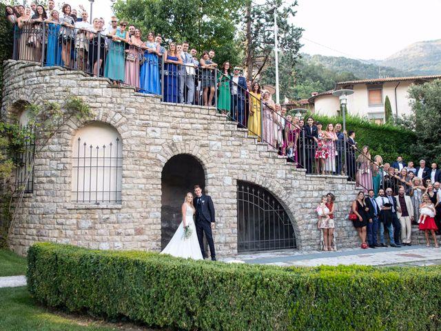 Il matrimonio di Alessandro e Elena a Palazzago, Bergamo 118