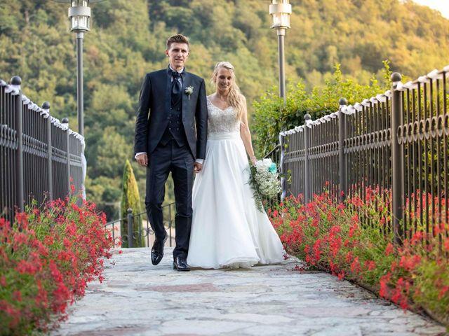 Il matrimonio di Alessandro e Elena a Palazzago, Bergamo 120