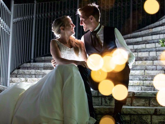 Il matrimonio di Alessandro e Elena a Palazzago, Bergamo 131
