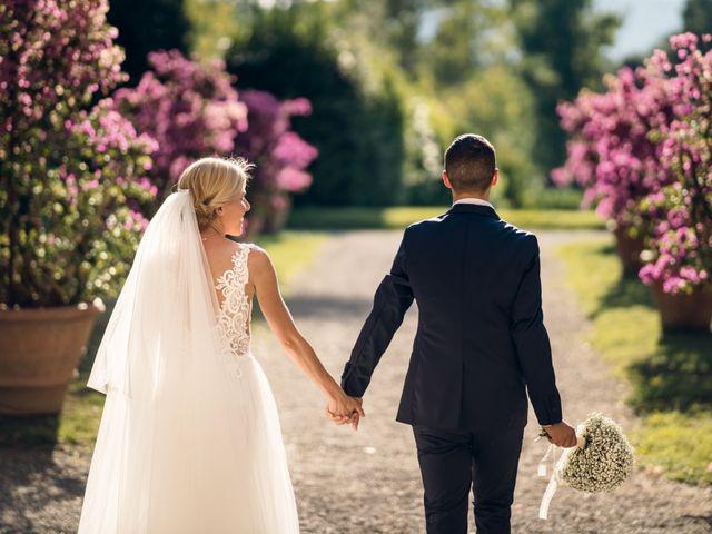 Le nozze di Paulina e Giuseppe