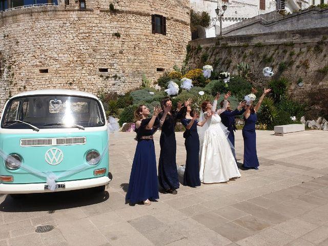 Il matrimonio di Antonio e Maria a Ostuni, Brindisi 4