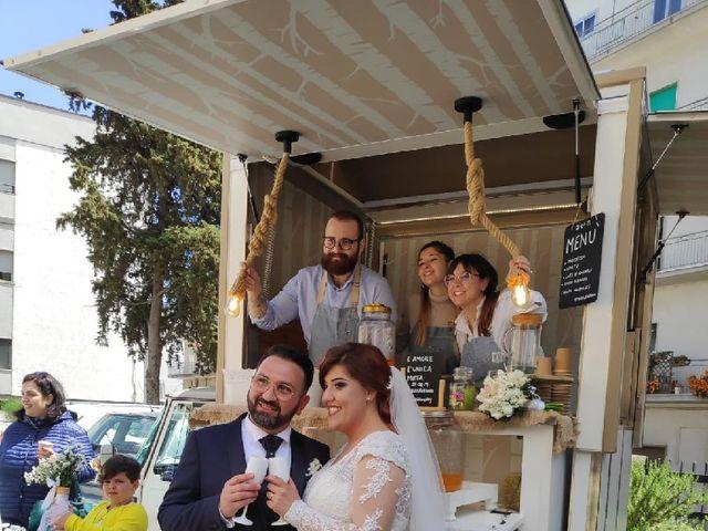 Il matrimonio di Antonio e Maria a Ostuni, Brindisi 7