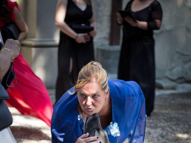 Il matrimonio di Lapo e Valentina a Fiesole, Firenze 55