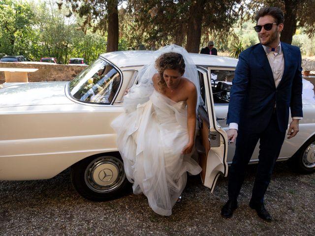 Il matrimonio di Lapo e Valentina a Fiesole, Firenze 72